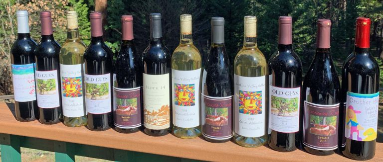 May Meeting – Can This Wine Be Saved?
